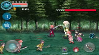 ARPG Monster & Warrior Deluxe screenshot 3