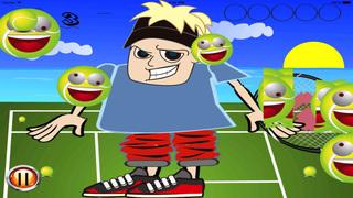 A Tennis Ball Swipe HD screenshot 3