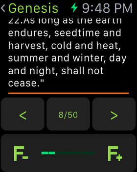 NRSV Bible (Audio & Book) screenshot 14