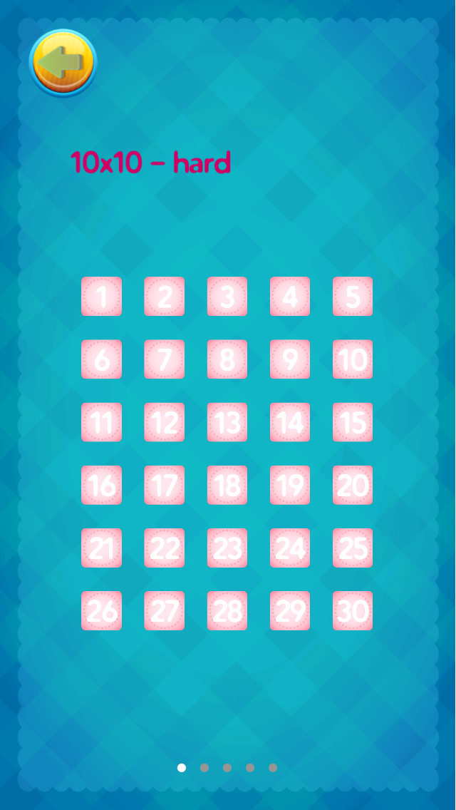 ' A Candy Connect Sweet Treat Path – Free Logic Game screenshot 2
