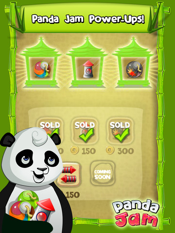 Panda Jam screenshot #3