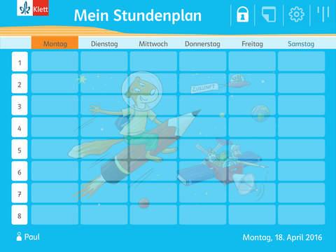 Der Piri - Stundenplan screenshot 1