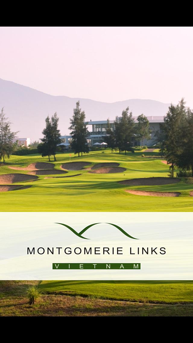 Montgomerie Links screenshot 1