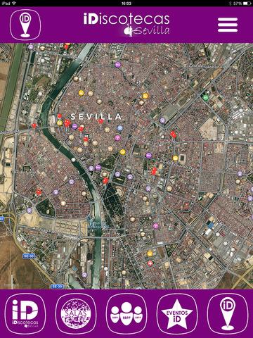iDiscotecas Sevilla screenshot 6