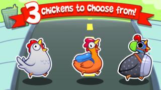 Chicken Toss - Chickens on the Run screenshot #3