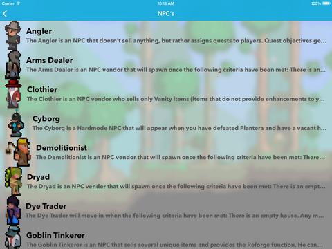 Ultimate Guide for Terraria - The Original #1 Guide! screenshot 8