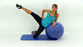 Pilates Gym Ball screenshot 5