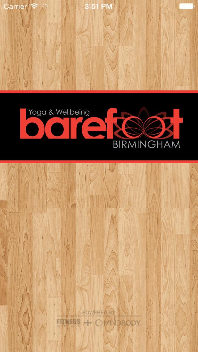Barefoot Birmingham Yoga screenshot #1