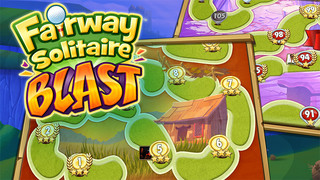 Solitaire Blast – Fairway Card screenshot #5
