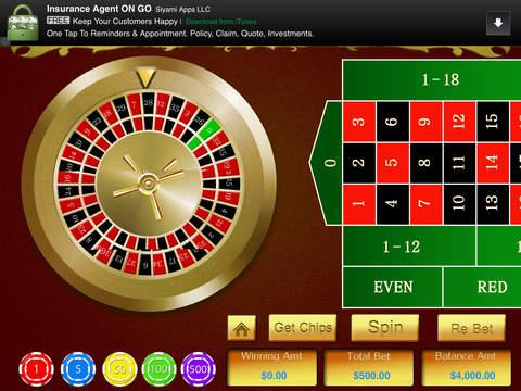 A High Roller Casino Roulette Pro - win Las Vegas gambling chips screenshot 5