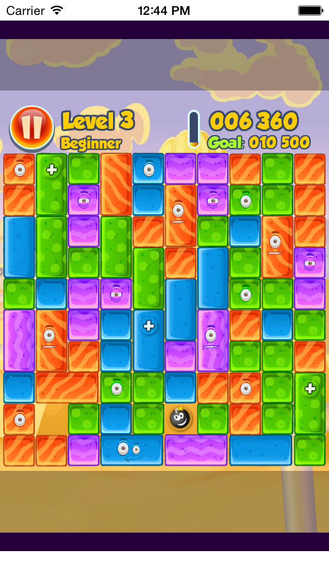 Jelly Collapse Free screenshot 1