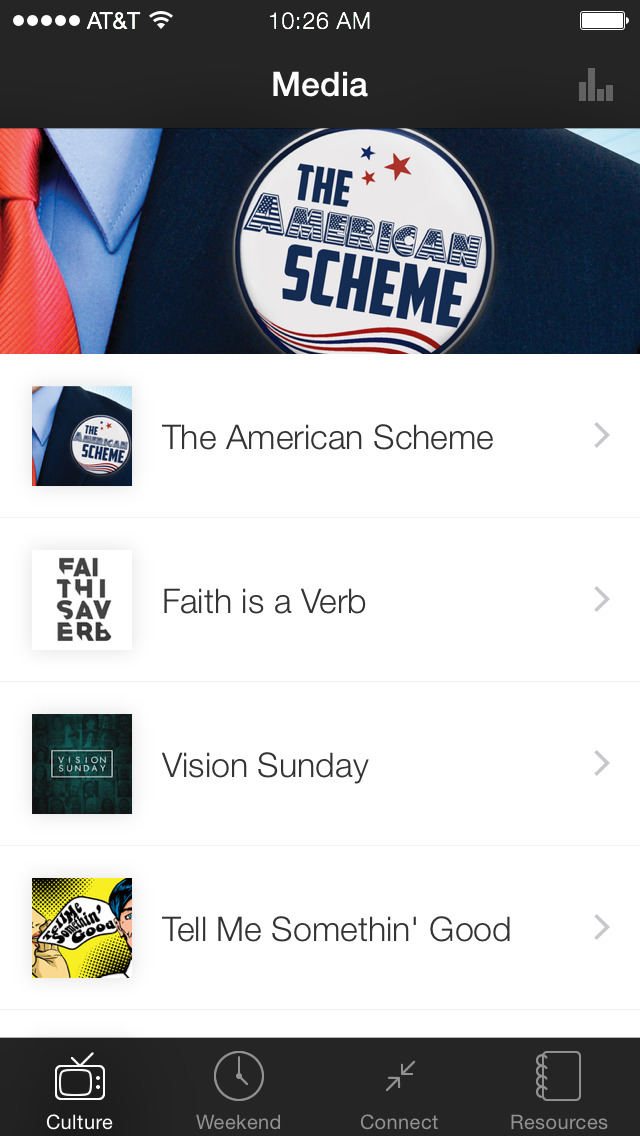 The Movement App Memphis screenshot 1