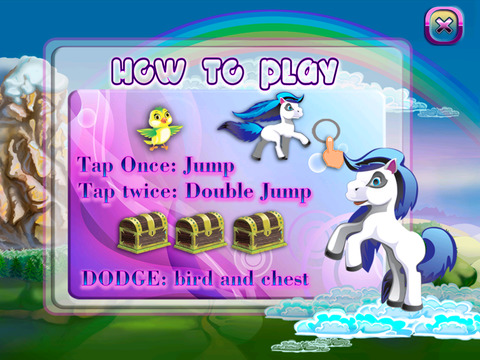 Rainbow Pet Pony screenshot 6