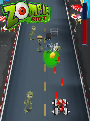 Zombie Riot screenshot 9