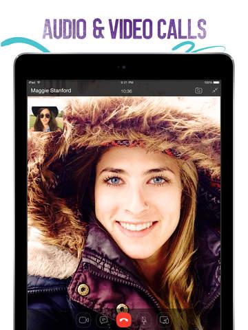 Viber Messenger: Chats & Calls screenshot 7