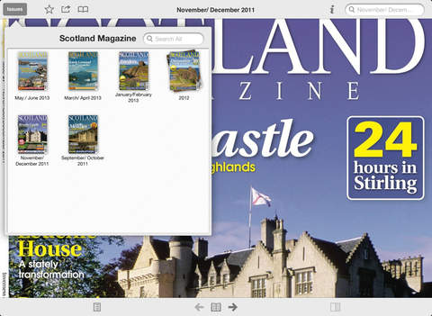 Scotland Magazine screenshot 9