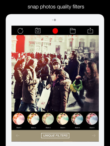 Alive Shot 360 Pro - The ultimate photo editor plus art image effects & filters screenshot 9