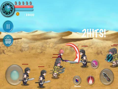 ARPG Monster & Warrior Deluxe screenshot 8