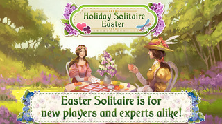 Holiday Solitaire. Easter Free screenshot 1