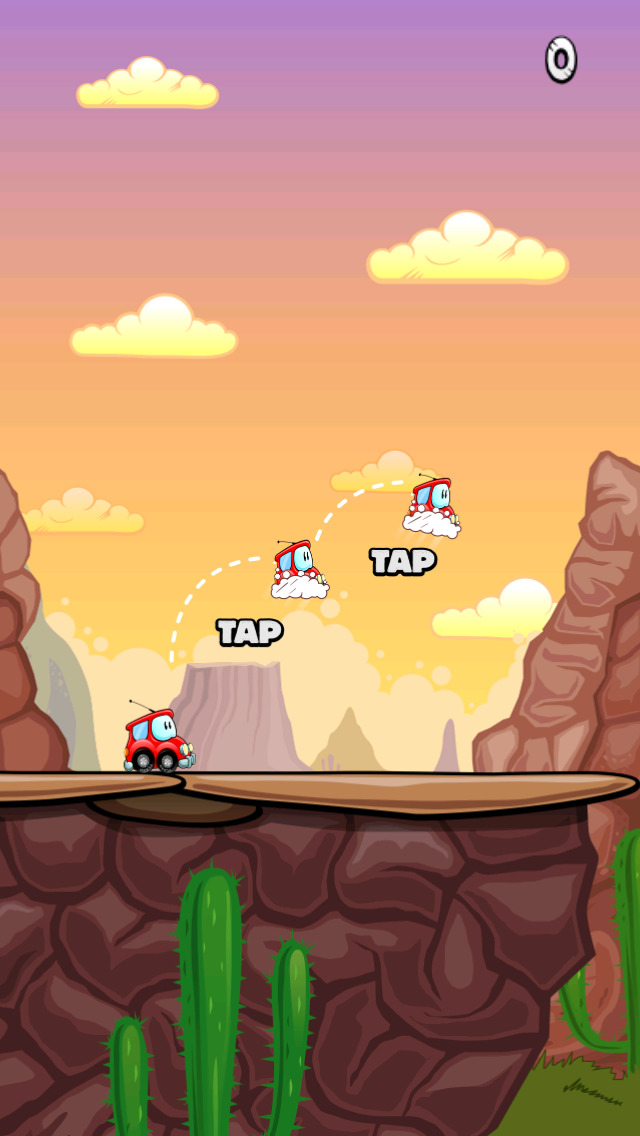 Racing Toy Car Race screenshot 2
