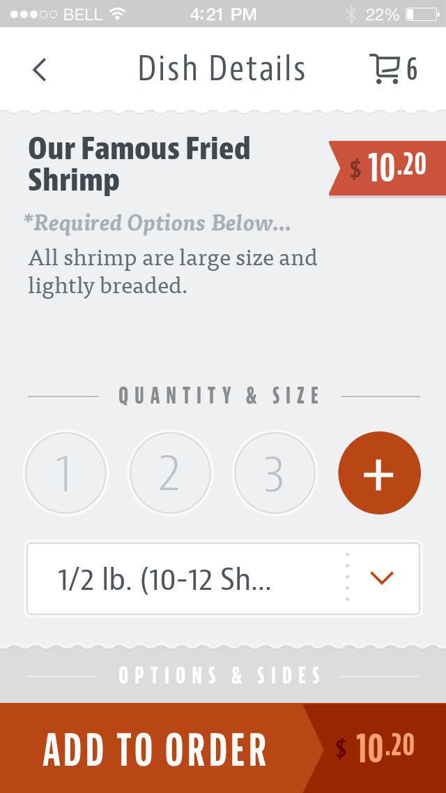 Troha's Chicken & Shrimp screenshot 4