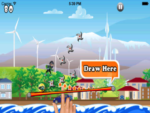 A Drop Of Speed : Grand Strategy Weapon The Ninja screenshot 7