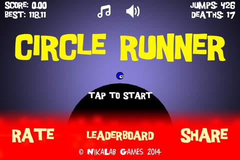 The Circle Runner - náhled