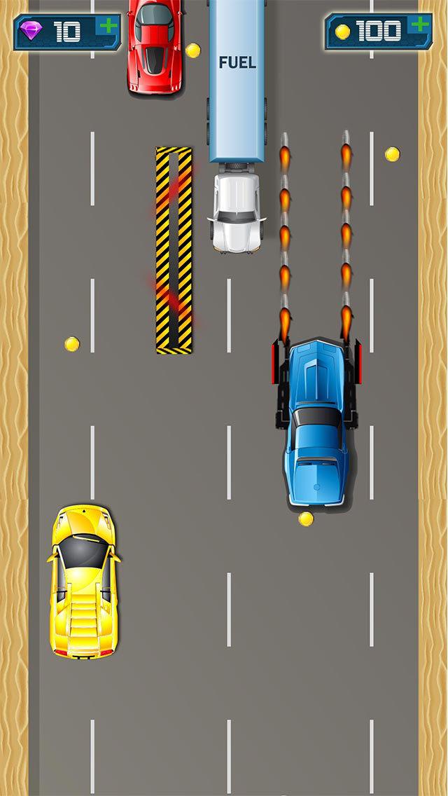 Criminal Car Escape screenshot 4