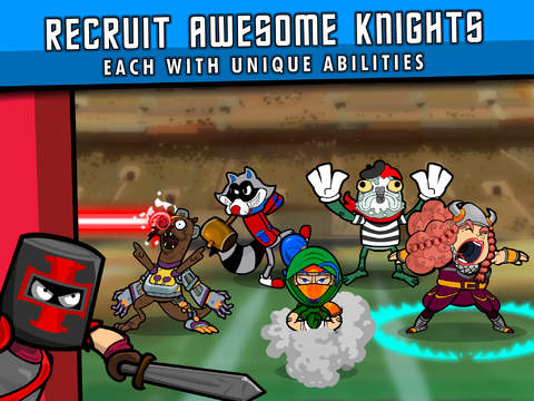Flick Knights screenshot #4