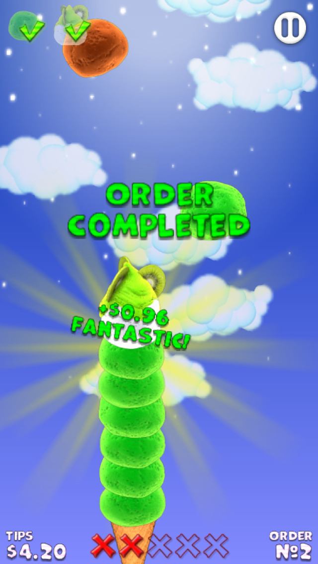 Ice Creams Stacker screenshot 3