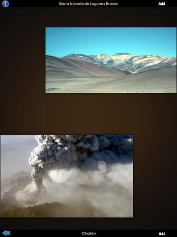Volcanos Info+ screenshot 10