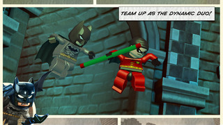 LEGO® Batman: Beyond Gotham screenshot 1