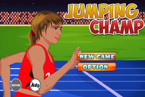 Jumping Champ : Long Jump Athlete - náhled