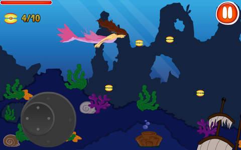 Mermaid Princess Swim - náhled