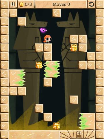 Zuki's Quest - a turn based Puzzle Platformer screenshot 8