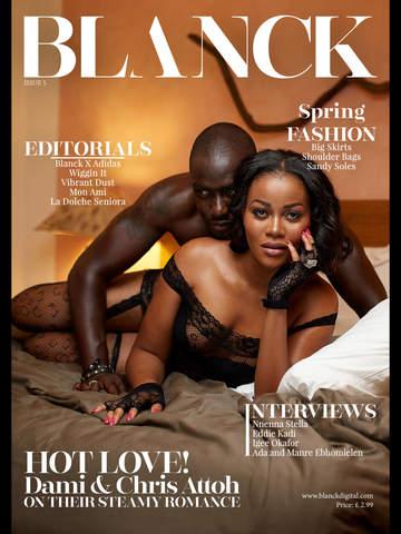 Blanck Magazine screenshot 6