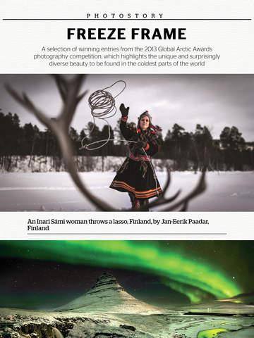 Geographical Magazine screenshot 5