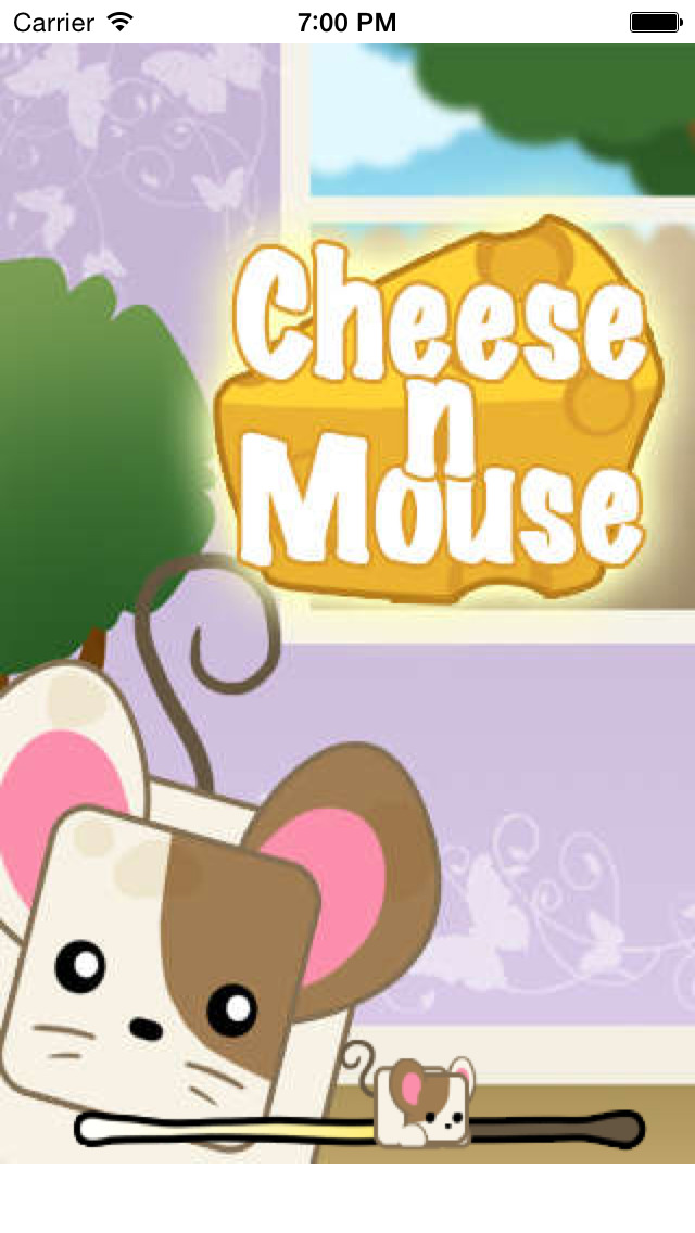 Mouse N Cheese screenshot 1