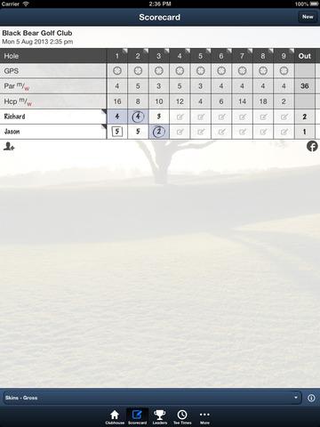Black Bear Golf Club (FL) screenshot 9