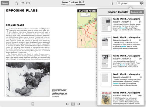 WWII Military History Magazine screenshot 9
