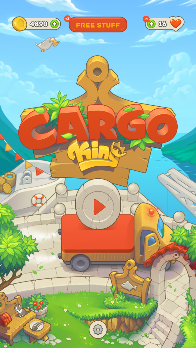 Cargo King screenshot 5