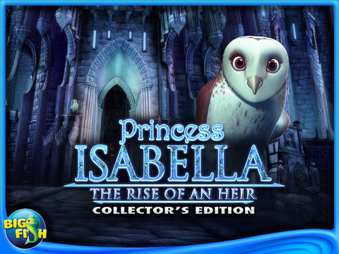 Princess Isabella: The Rise Of An Heir HD - A Hidden Object Game with Hidden Objects screenshot 5