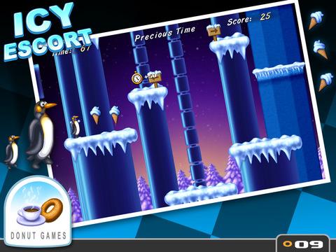Icy Escort screenshot 4