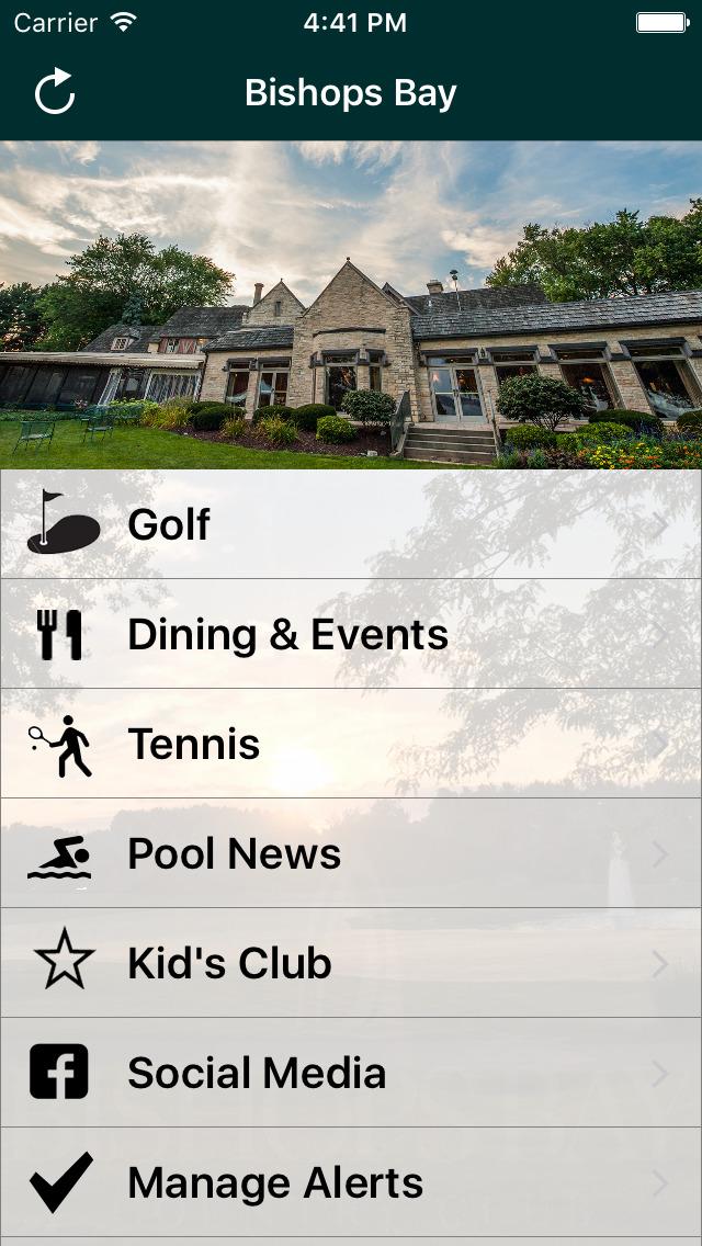 Bishops Bay Country Club screenshot 2