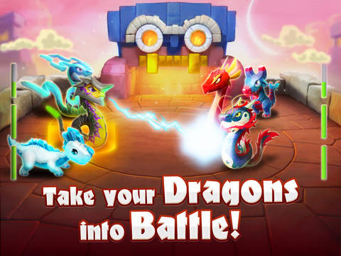 Dragon Mania Legends - Fantasy screenshot 8