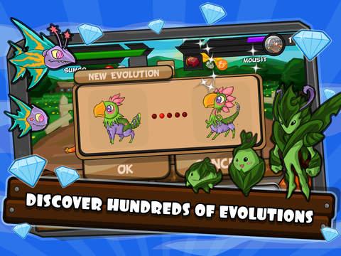 Terapets 2 - Monster Dragon Evolution screenshot 7