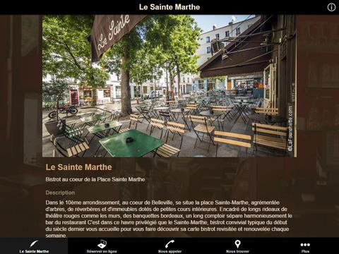 Le Sainte Marthe - náhled