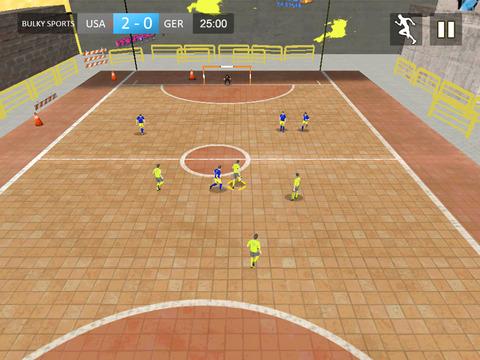 Street Soccer - Futsal 2019 screenshot 8