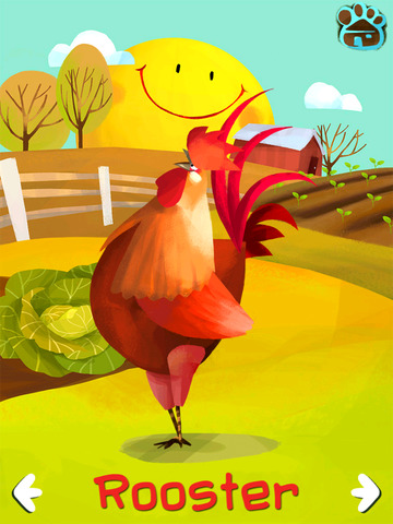Fun With Animals Dance and Sounds Flash Cards Free - Educational App for Toddlers and Preschoolers screenshot 10