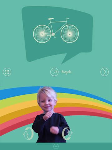 ASL Kids - Sign Language screenshot 9